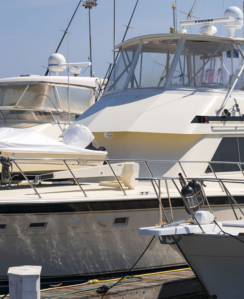 Boat Slips