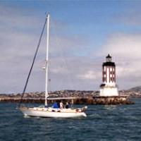 Boat slip rental near Long Beach