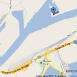 Map to Newmarks Yacht Centre