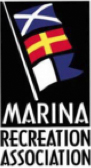 MRA - Marina Recreation Association Logo